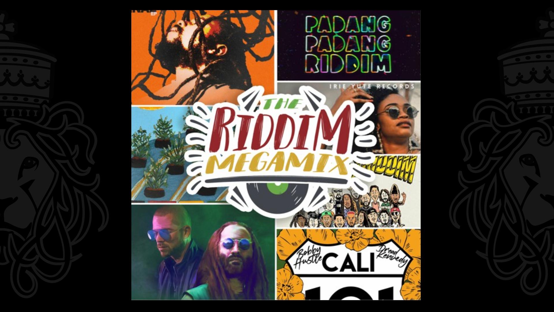 Riddim Megamix 15